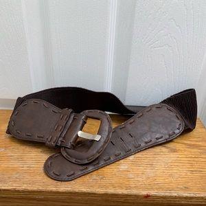 Brown Synch Belt